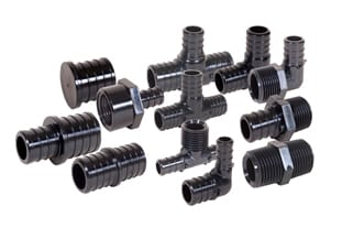 PEX Pipe & Fittings